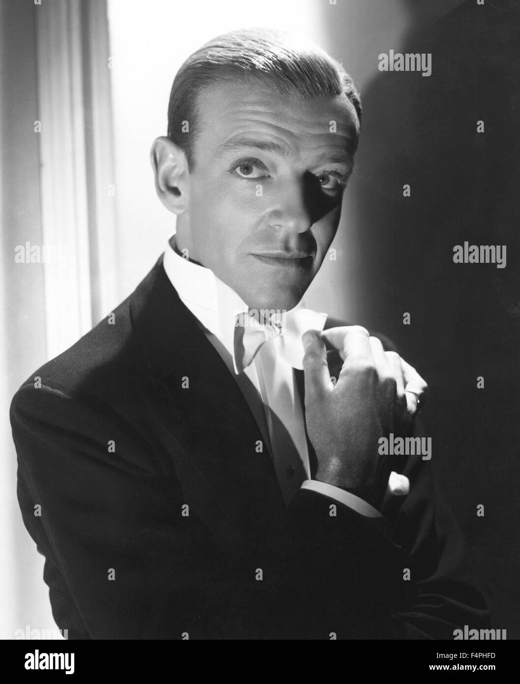 Fred Astaire in the 50's - Stock Image