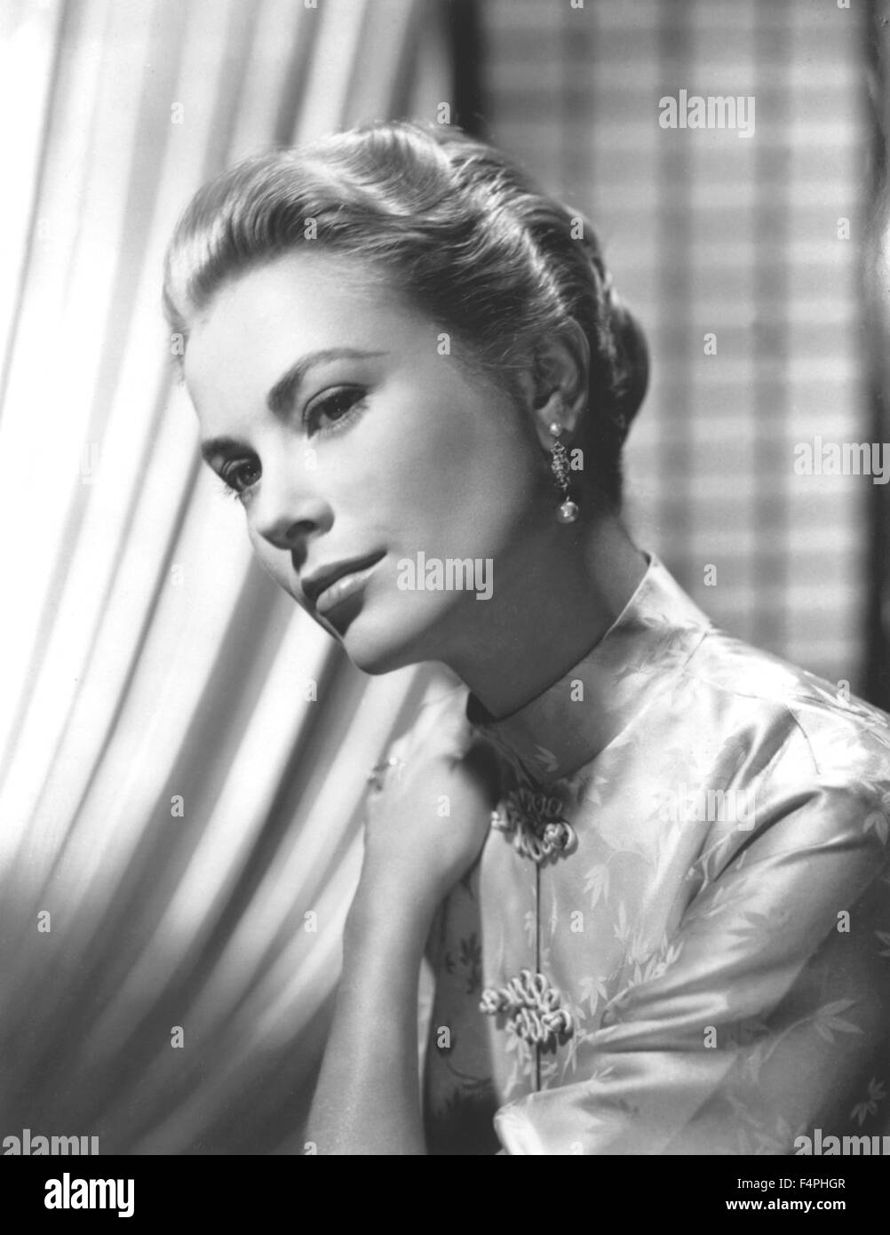 Grace Kelly / 1956  [Paramount Pictures] - Stock Image