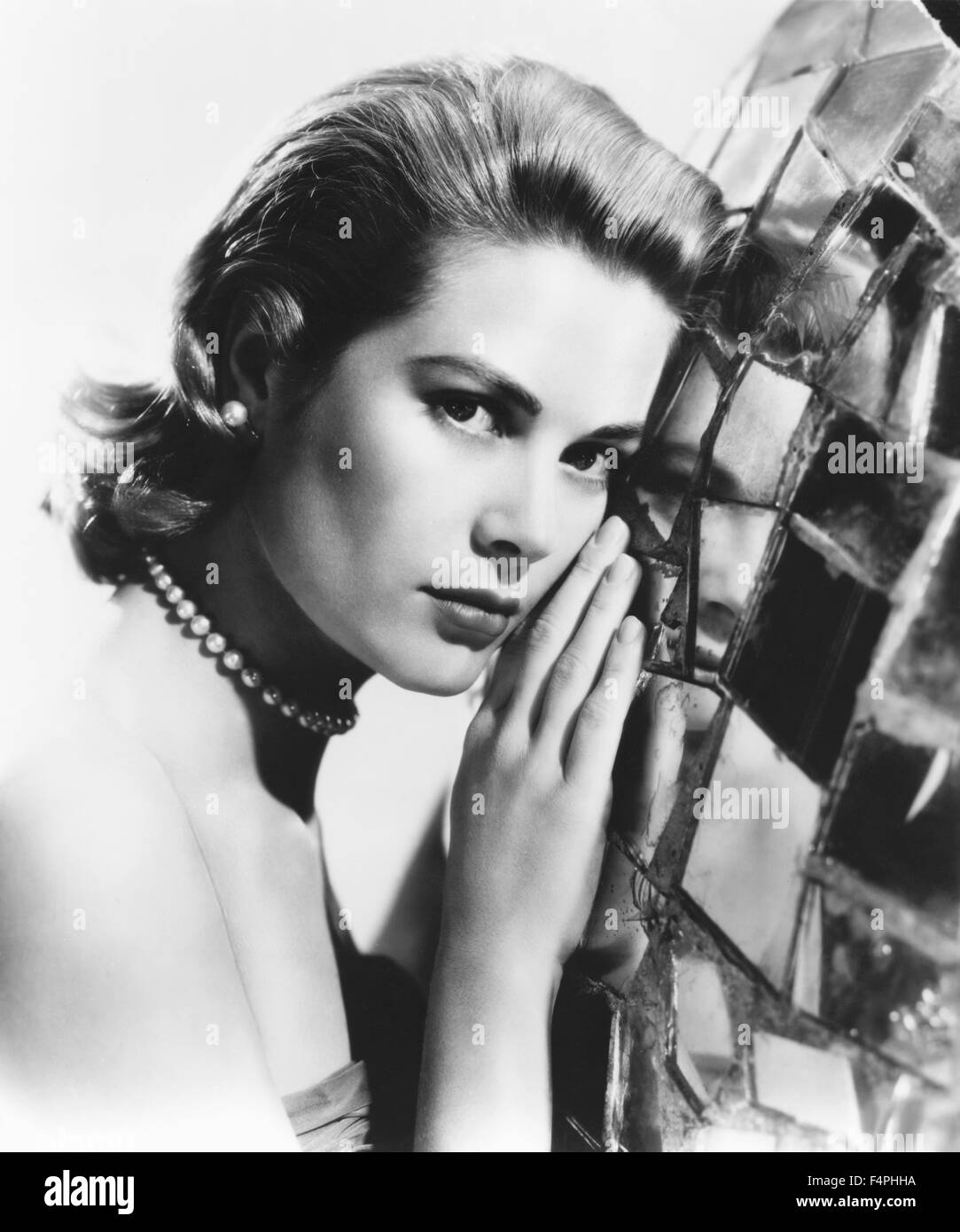 Grace Kelly, 1955 [Paramount Pictures] - Stock Image