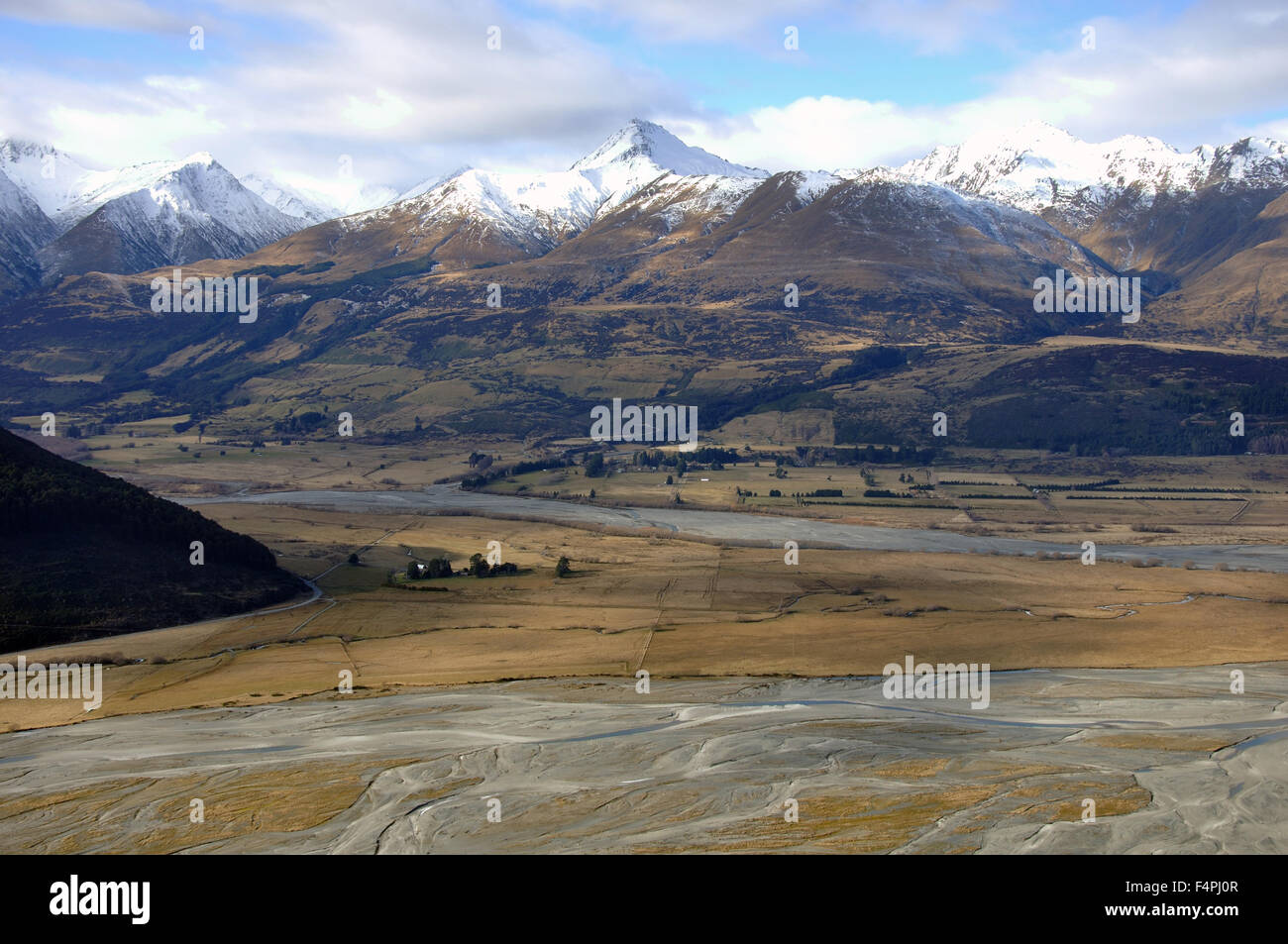 Lord Of The Rings New Zealand Filming Stock Photos Lord Of The