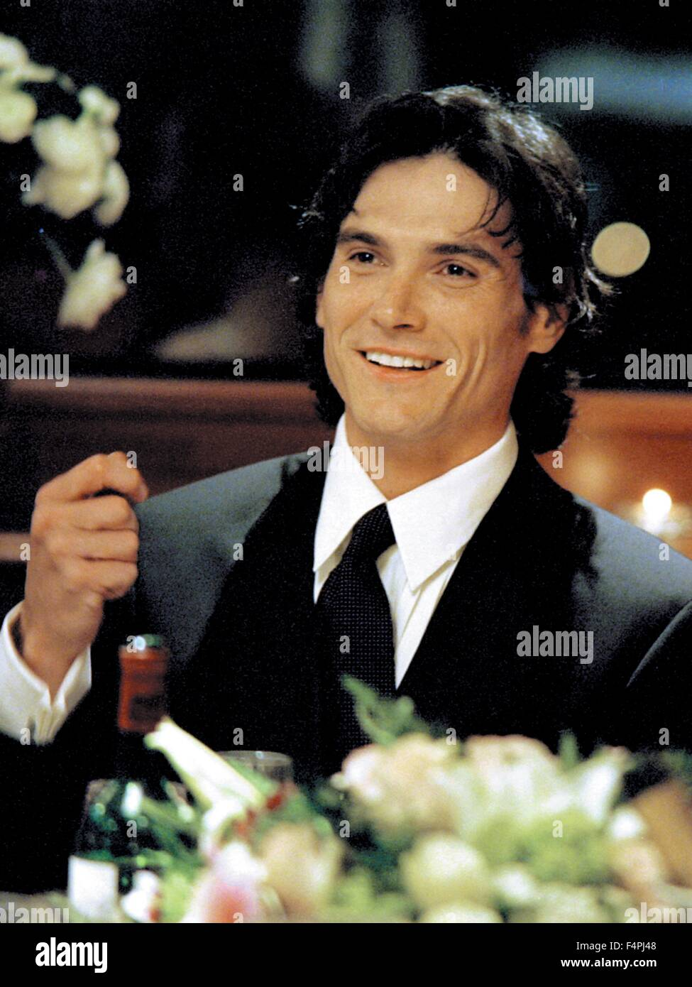 Billy Crudup / Big Fish / 2003 directed by Tim Burton [Columbia Pictures] - Stock Image