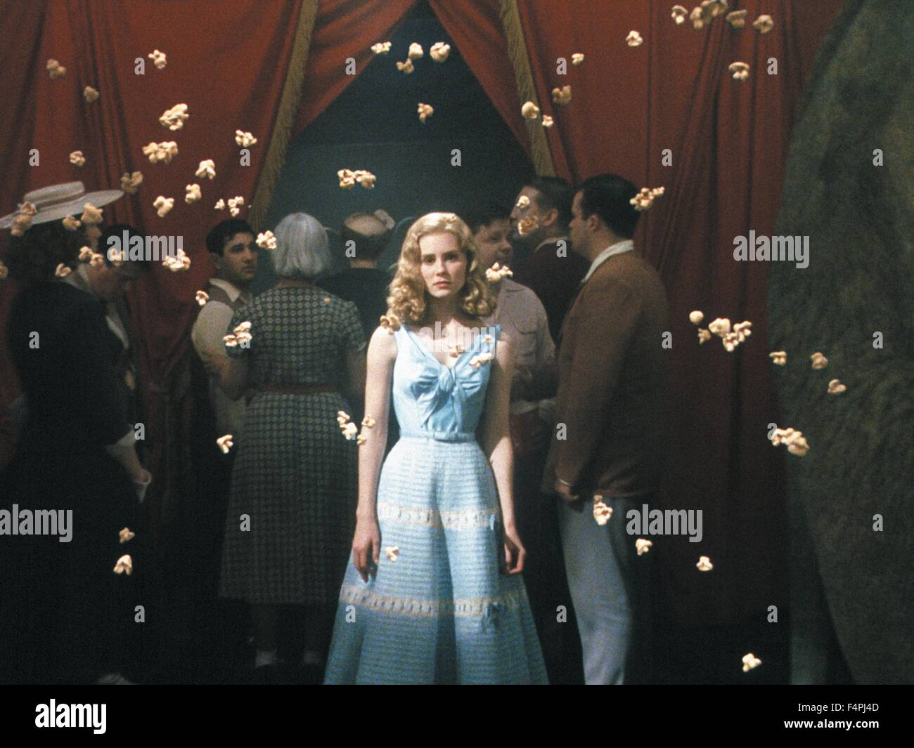 Alison Lohman / Big Fish / 2003 directed by Tim Burton [Columbia Pictures] - Stock Image