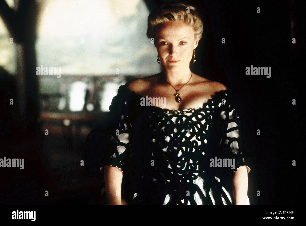 Miranda Richardson / Sleepy Hollow / 1999 directed by Tim Burton [Paramount Pictures] - Stock Image