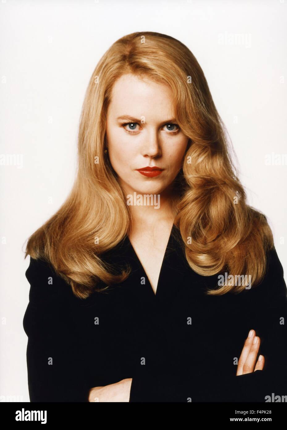 Nicole Kidman / Batman Forever / 1995 directed by Joel Schumacher [Warner Bros. Pictures] - Stock Image