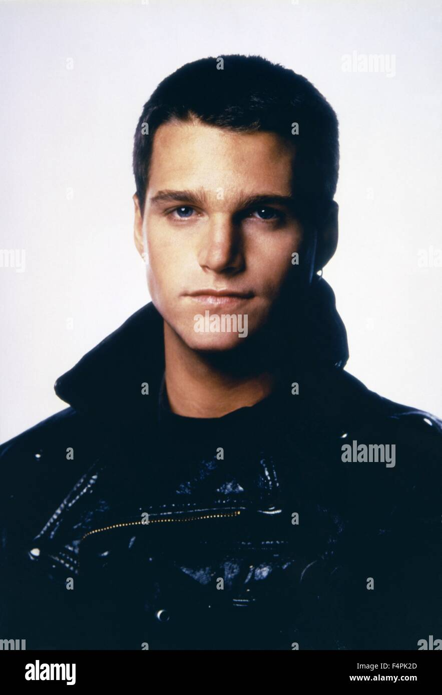 Chris O'Donnell / Batman Forever / 1995 directed by Joel Schumacher [Warner Bros. Pictures] - Stock Image