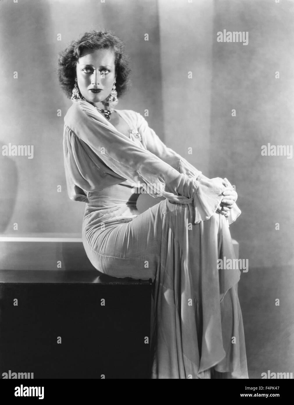 Joan Crawford 1928-1930 [Metro-Goldwyn-Mayer Pictures] - Stock Image