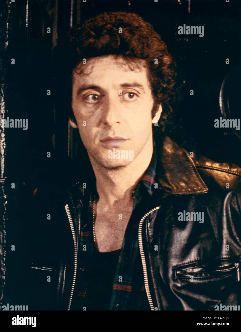 Al Pacino / Cruising / 1980 directed by William Friedkin  [United Artists] - Stock Image