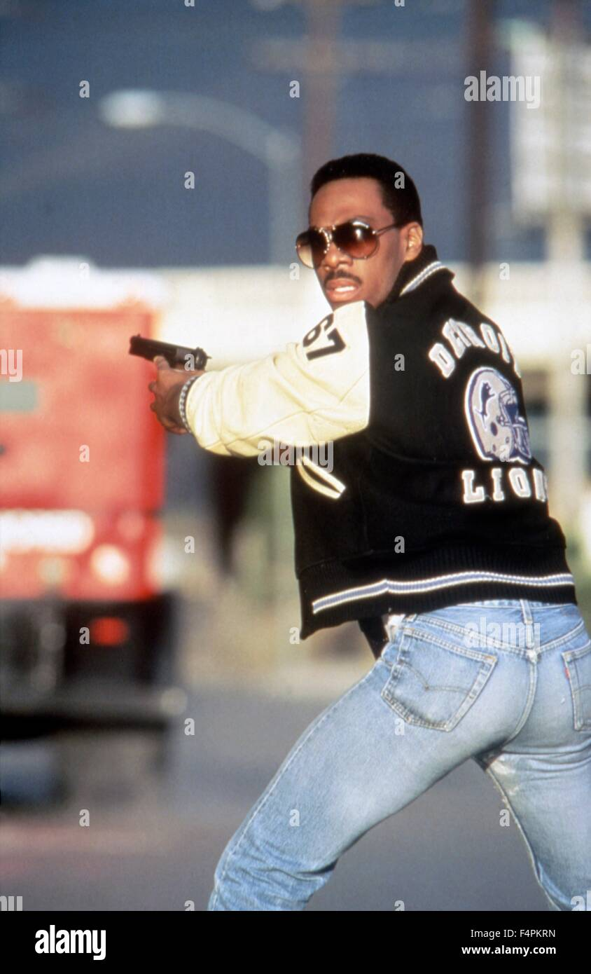 Eddie Murphy / Beverly Hills Cop II / 1987 directed by Tony Scott   [Paramount Pictures] - Stock Image