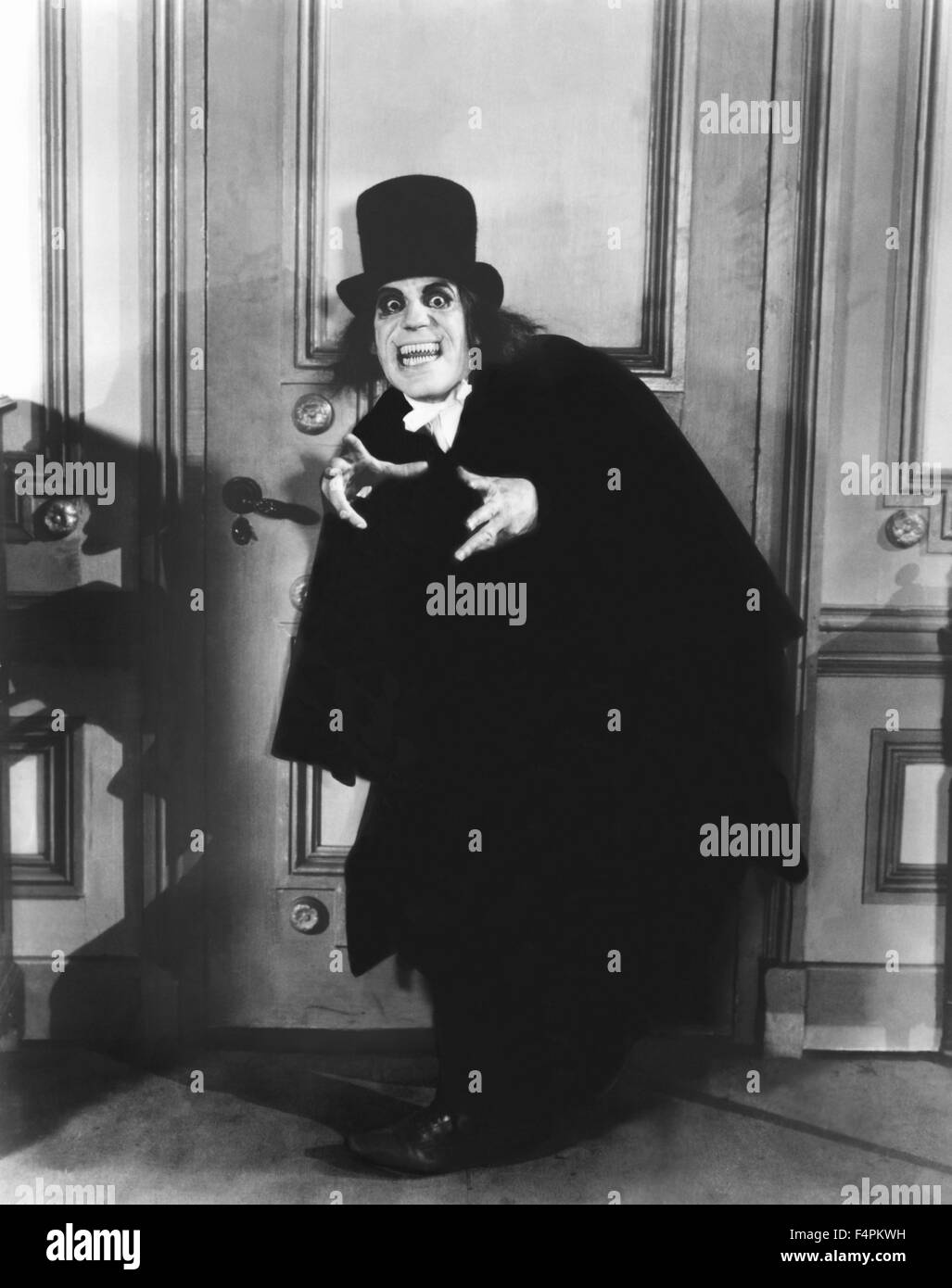 Lon Chaney / London After Midnight / 1927 directed by [Metro-Goldwyn-Mayer Pictures] - Stock Image