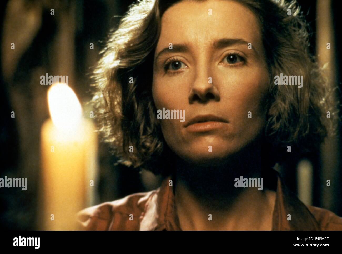 Emma Thompson / Dead Again / 1991 directed by Kenneth Branagh [Paramount Pictures] - Stock Image