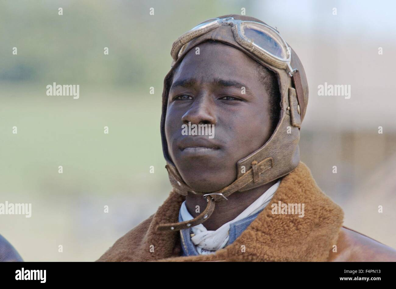 Abdul Salis  / Flyboys / 2006 directed by Tony Bill [Metro-Goldwyn-Mayer Pictures] - Stock Image