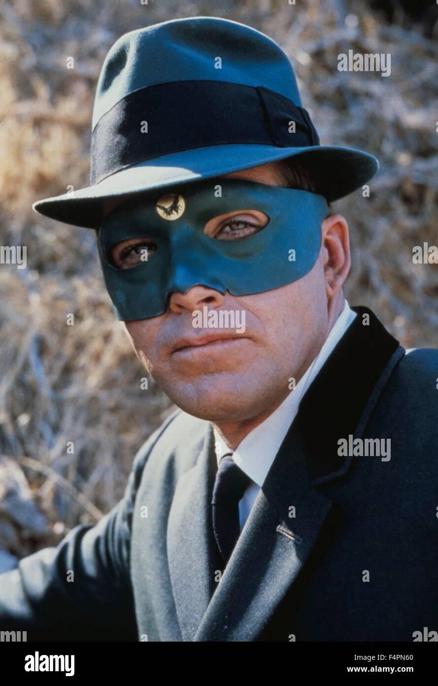 Van Williams / The Green Hornet (TV Series) / 1966-1967 created by  George W. Trendle [Twentieth Century Fox Television] - Stock Image