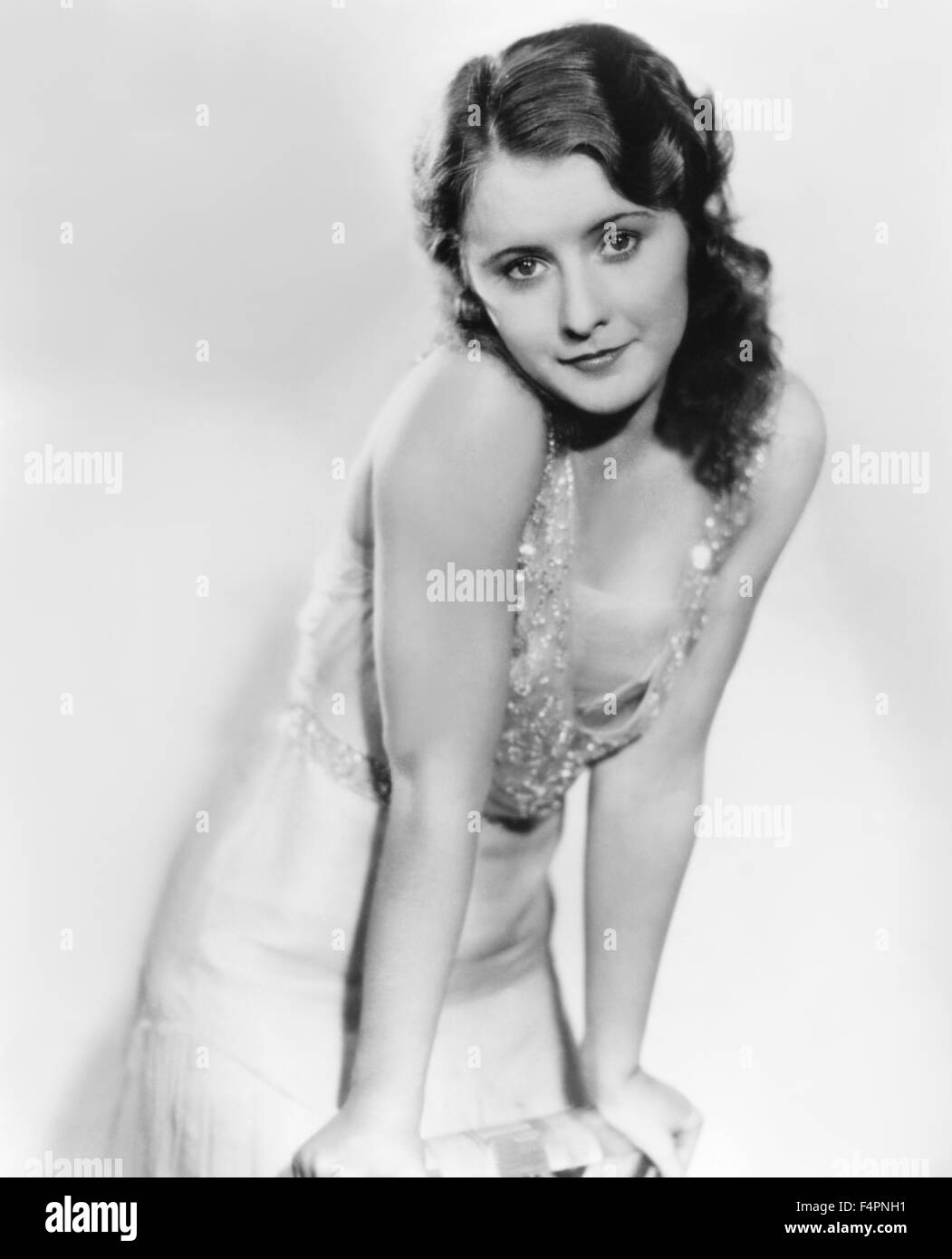 Barbara Stanwyck in the 40's - Stock Image
