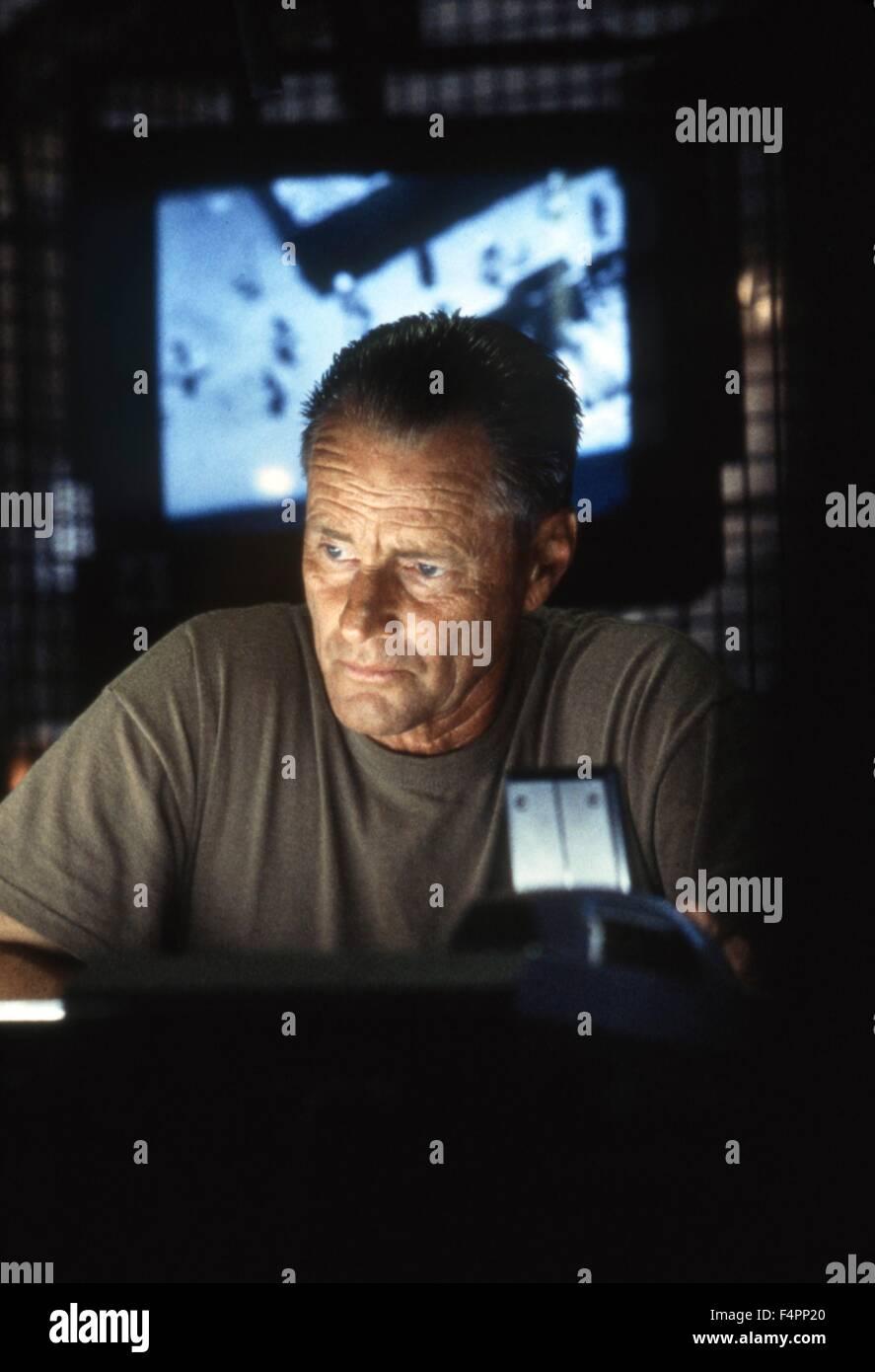 Sam Shepard / Black Hawk Down / 2001 directed by Ridley Scott  [Revolution studios / Sony Pictur] - Stock Image