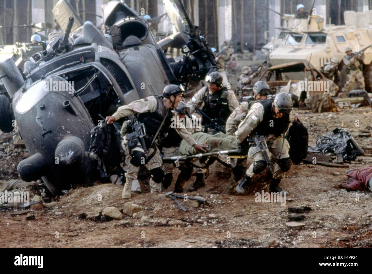 Delta Force Team / Black Hawk Down / 2001 Directed By