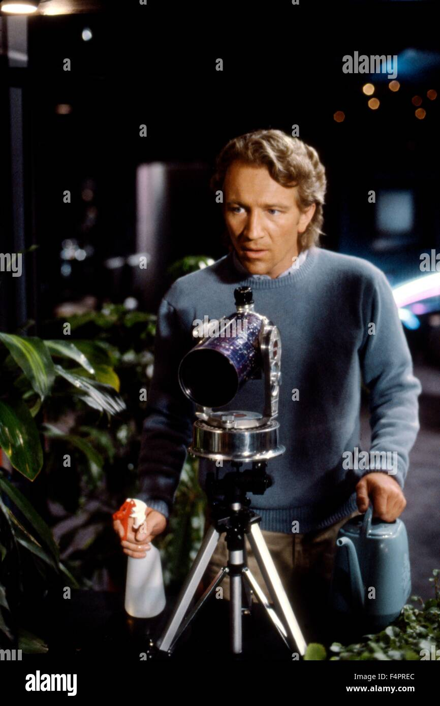 Craig Wasson / Body Double / 1984 directed by Brian De Palma [Columbia Pictures] - Stock Image
