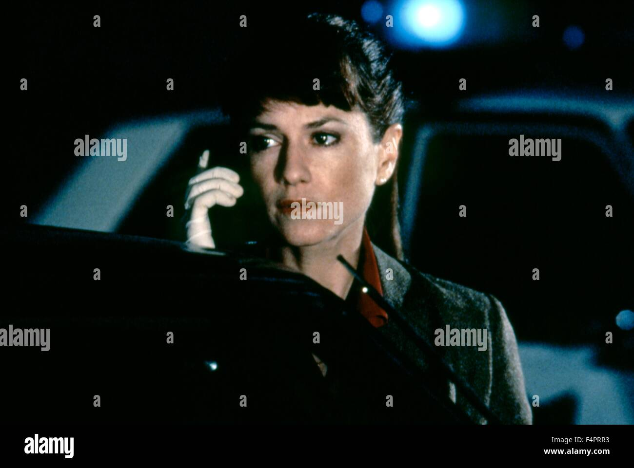 Holly Hunter / Copycat / 1995 directed by Jon Amiel [Warner Bros. Pictures] - Stock Image