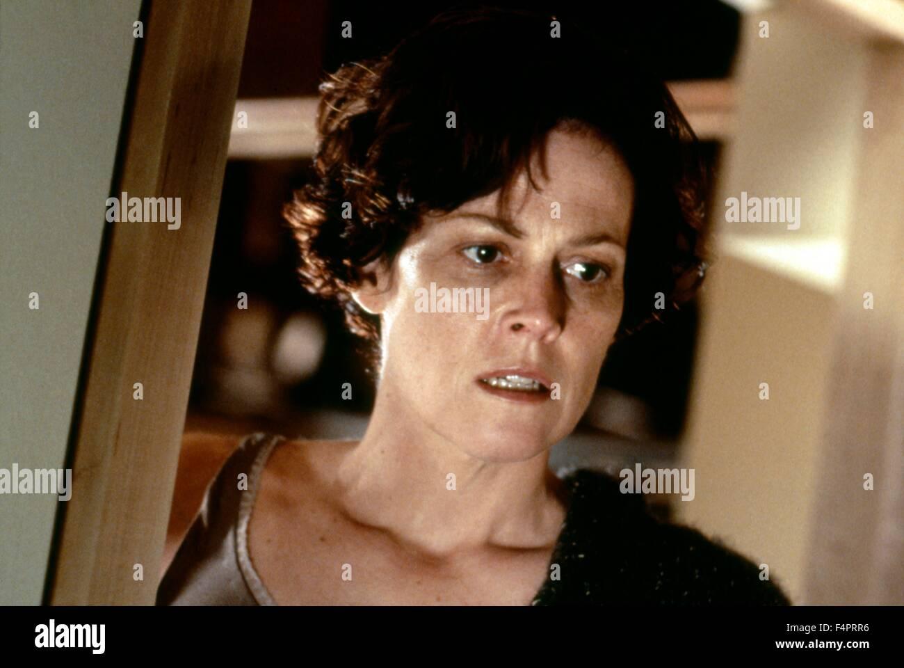 Sigourney Weaver / Copycat / 1995 directed by Jon Amiel [Warner Bros. Pictures] - Stock Image