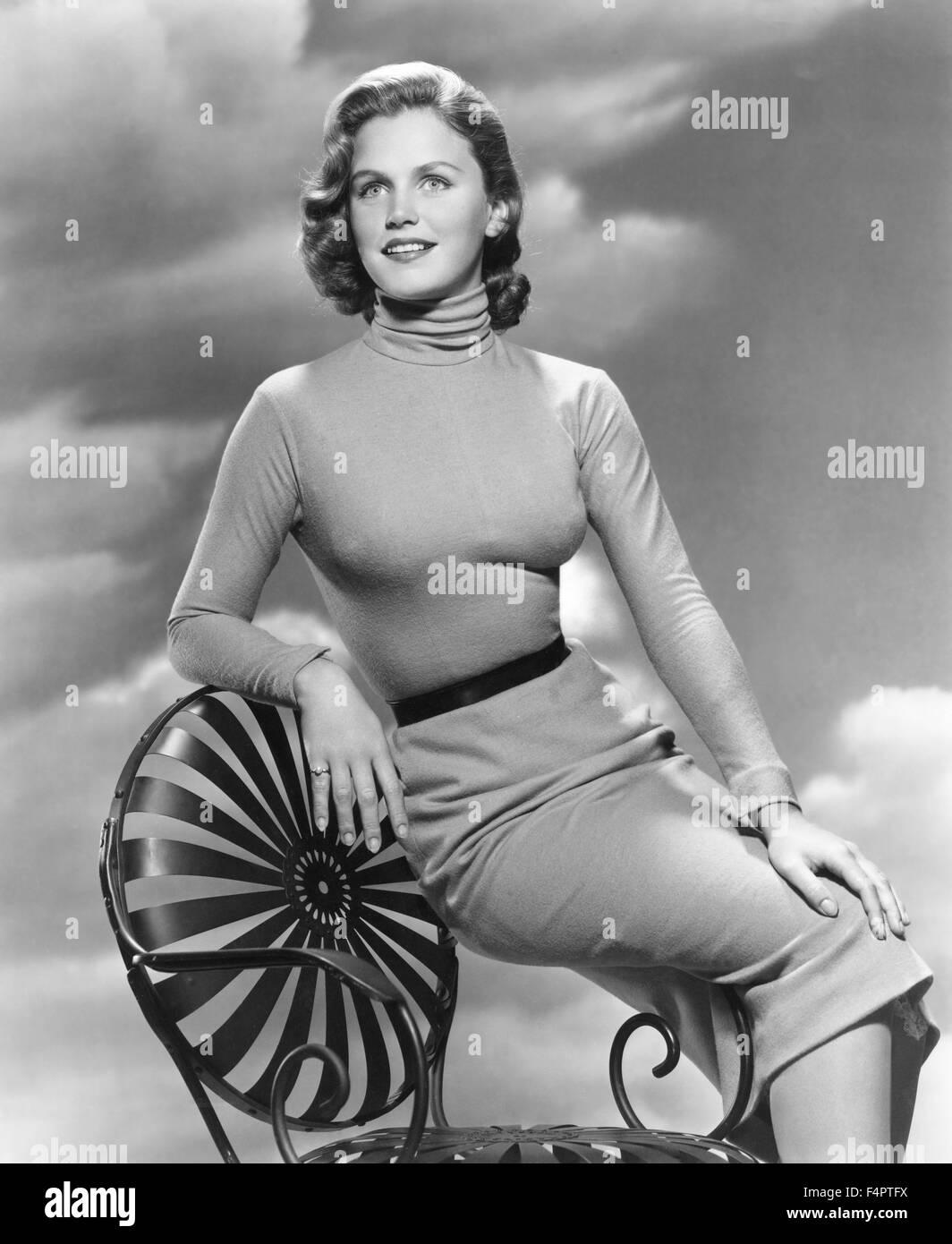 Lee Remick 1957 [Warner Bros. Pictures] - Stock Image