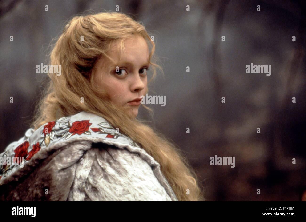 Christina Ricci Sleepy Hollow 1999 Directed By Tim Burton Stock Photo Alamy