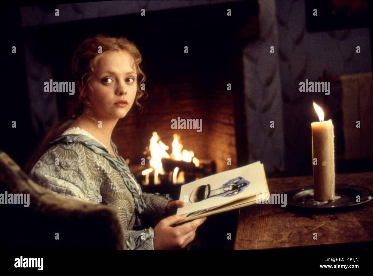 Christina Ricci / Sleepy Hollow / 1999 directed by Tim Burton [Paramount Pictures] - Stock Image