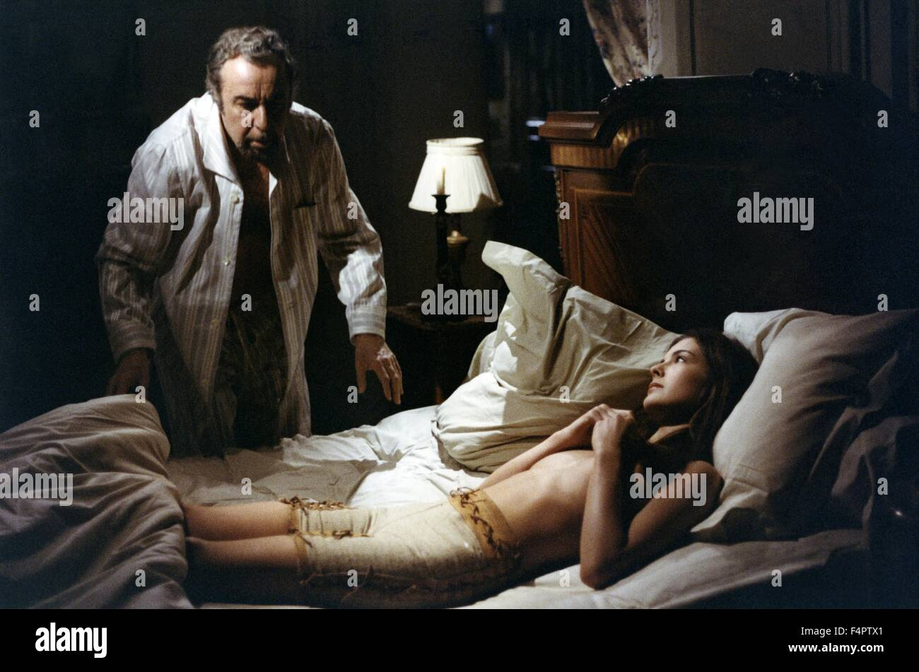 Fernando Rey And Carole Bouquet That Obscure Object Of Desire Stock Photo Alamy That Obscure Object of Desire