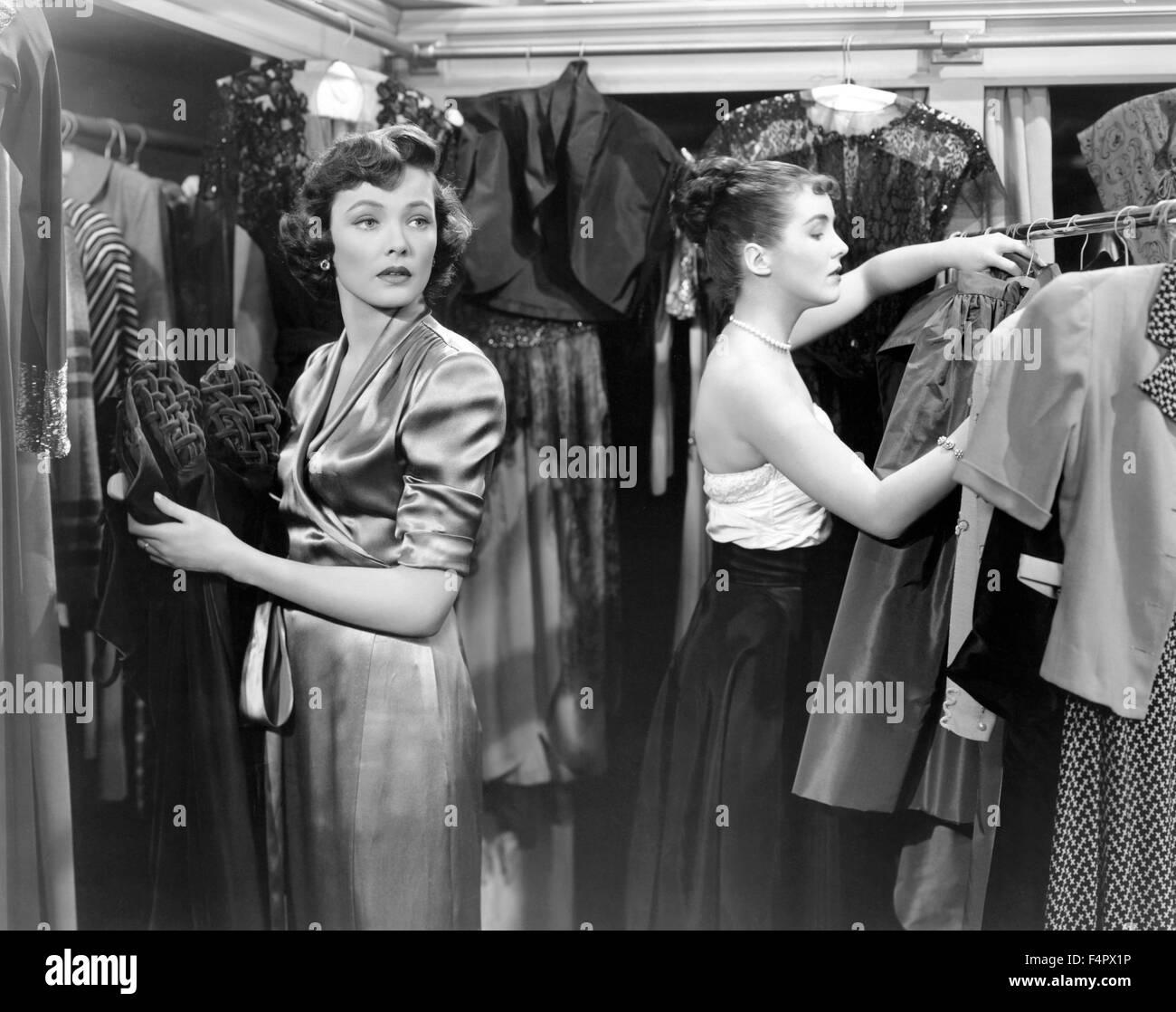 80fc9e640bdca9 Gene Tierney   Where the Sidewalk Ends   1950 directed by Otto Preminger   Twentieth Century Fox Film Corpo