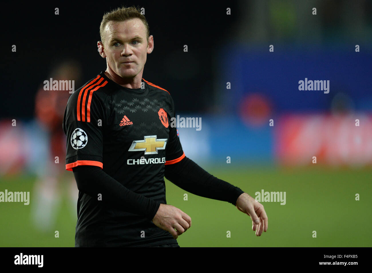 f64d9fd490f Wayne Rooney Manchester United 2015 Stock Photos   Wayne Rooney ...
