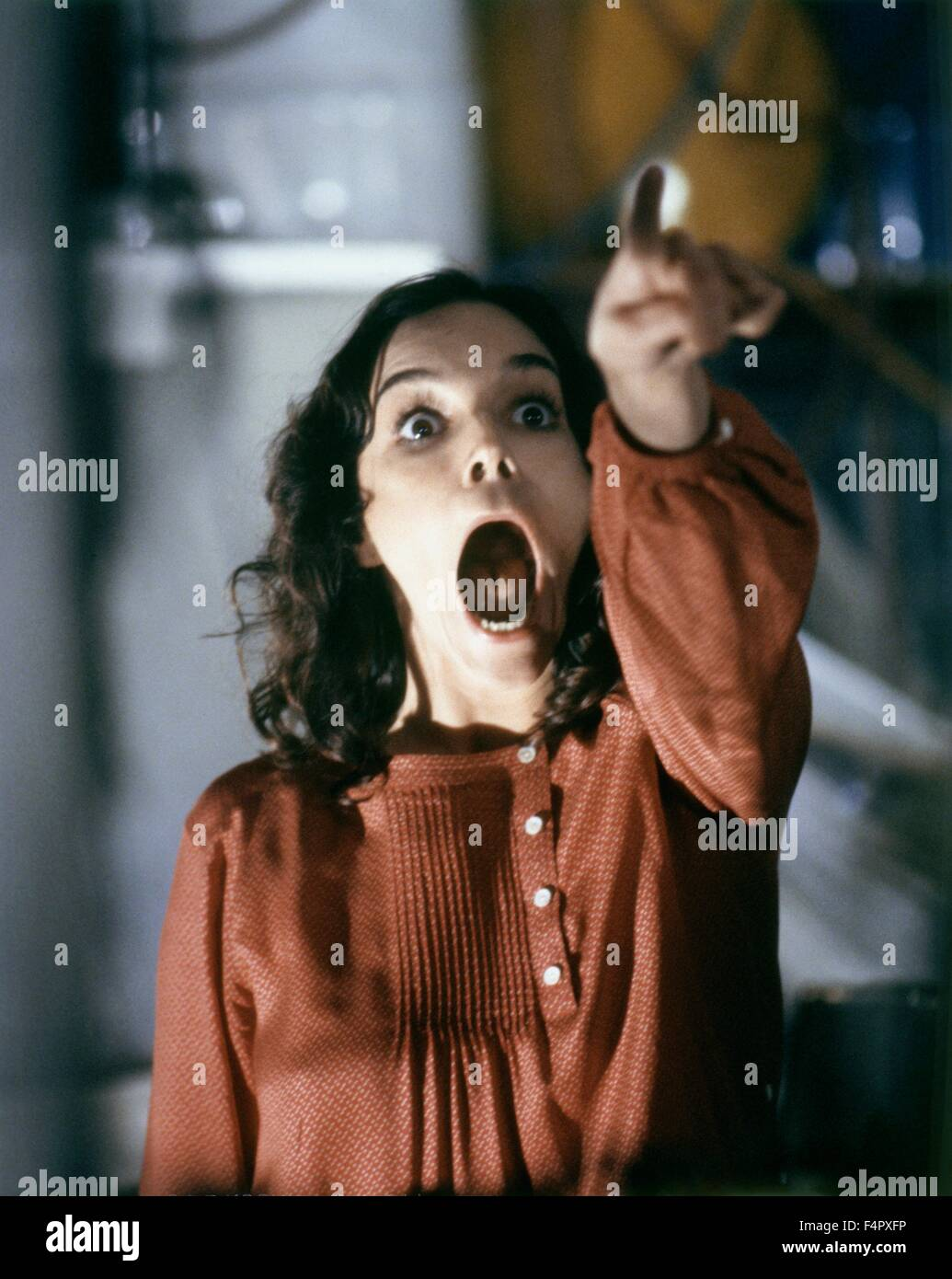 Brooke Adams / Invasion Of The Body Snatchers / 1978 / Directed By Philip Kaufman /  [United Artists] - Stock Image