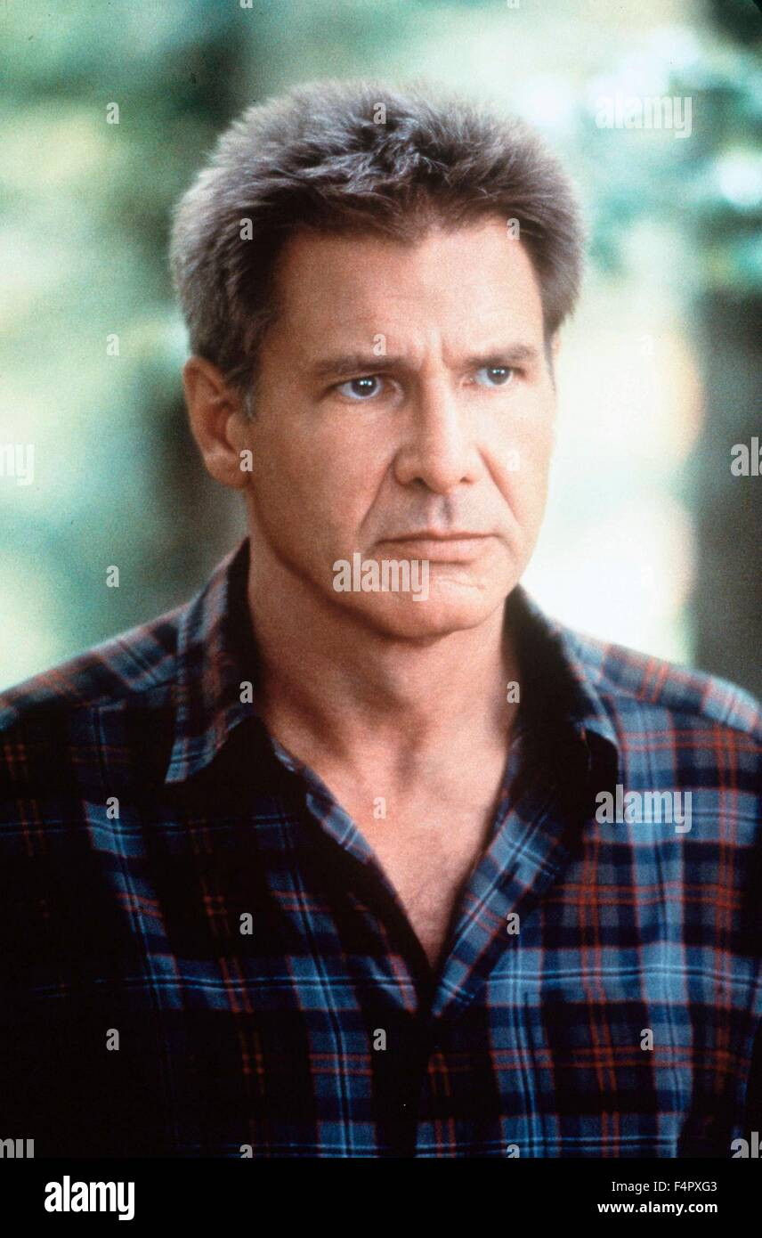 Harrison Ford / Ramdon Hearts / 1999 / directed by Sydney Pollack / [Columbia Pictures] - Stock Image