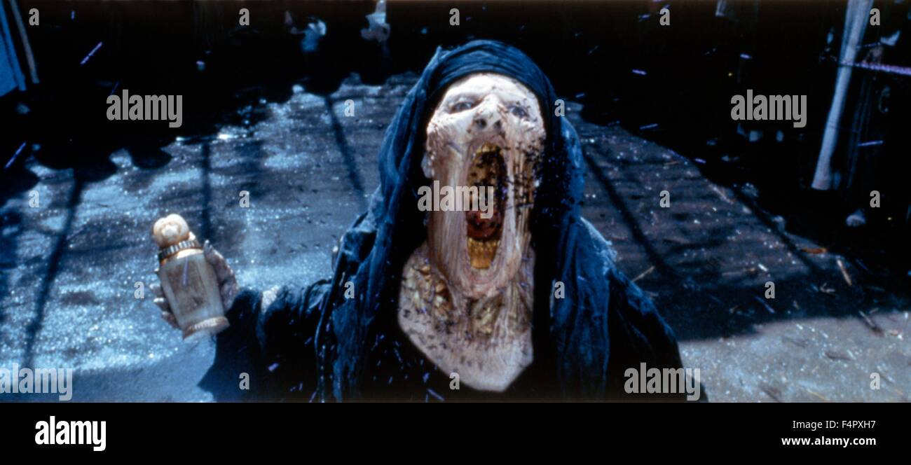 The Mummy / 1999 / directed by Stephen Sommers / [Universal Pictures] - Stock Image