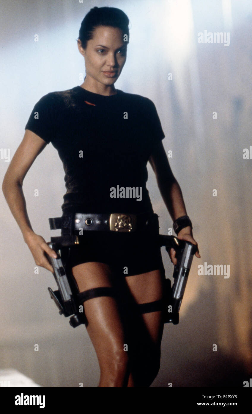 Lara Croft High Resolution Stock Photography And Images Alamy