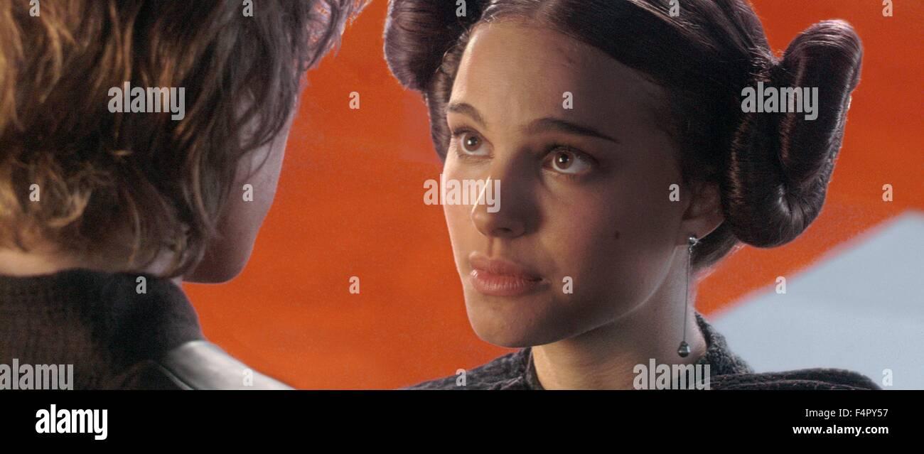 Hayden Christensen And Natalie Portman Star Wars Episode Iii Stock Photo Alamy