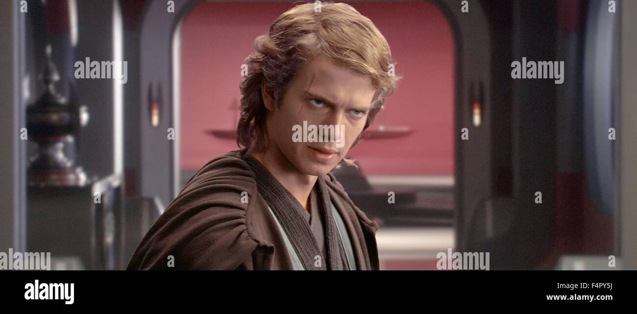 Hayden Christensen Anakin Skywalker Star Wars Episode Iii Revenge Stock Photo Alamy