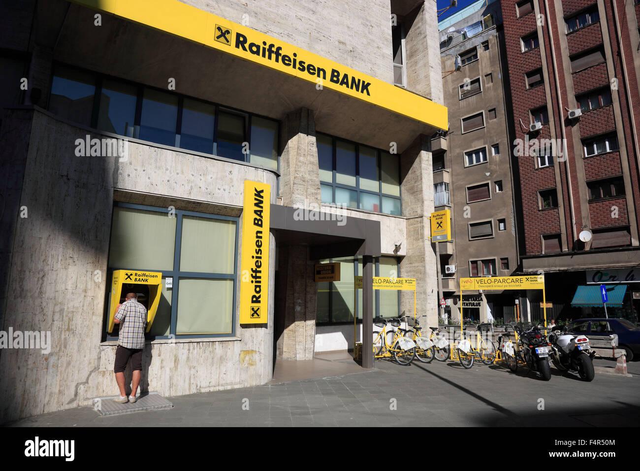 Raiffeisen Bank Romania Address