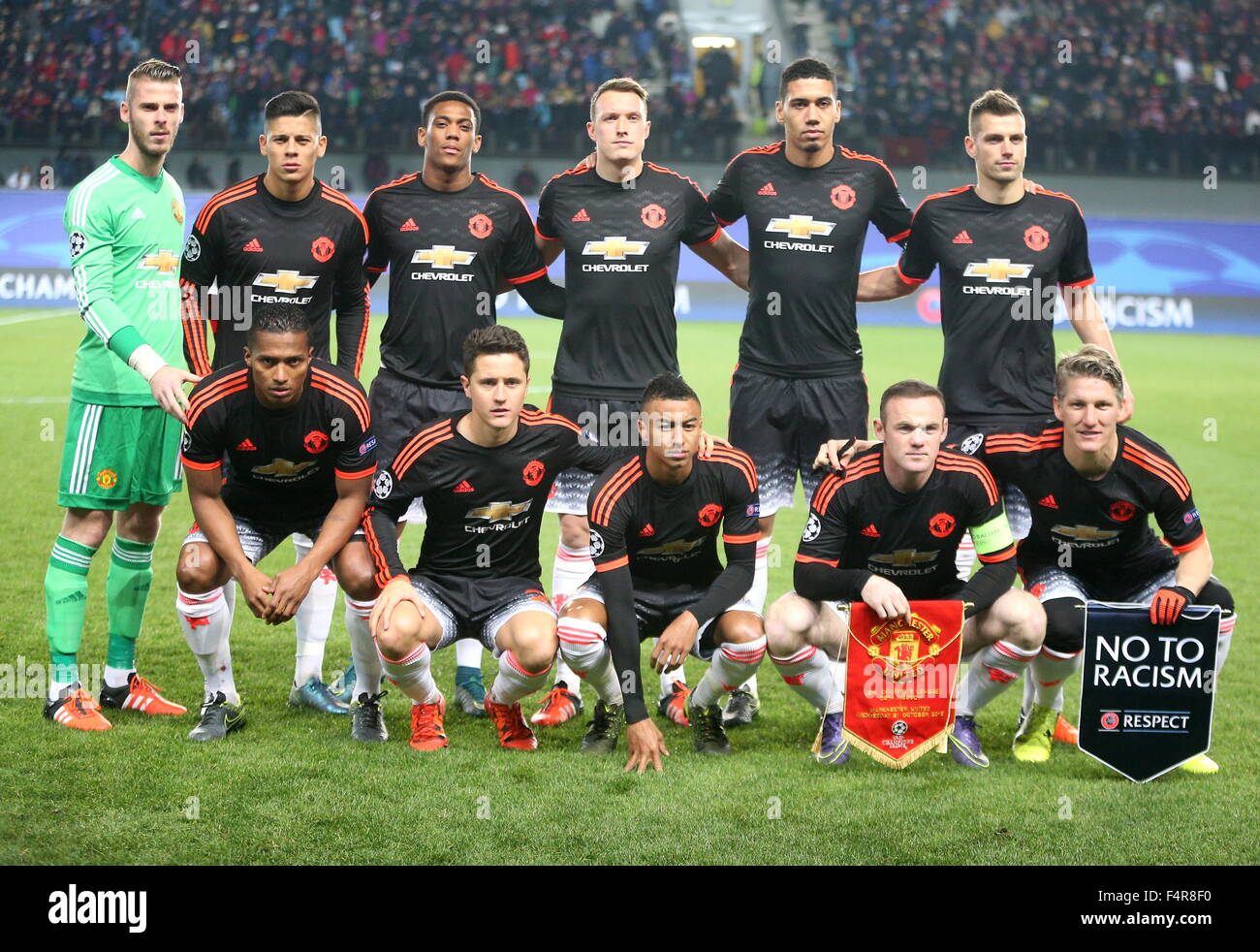 Aktueller Kader Manchester United