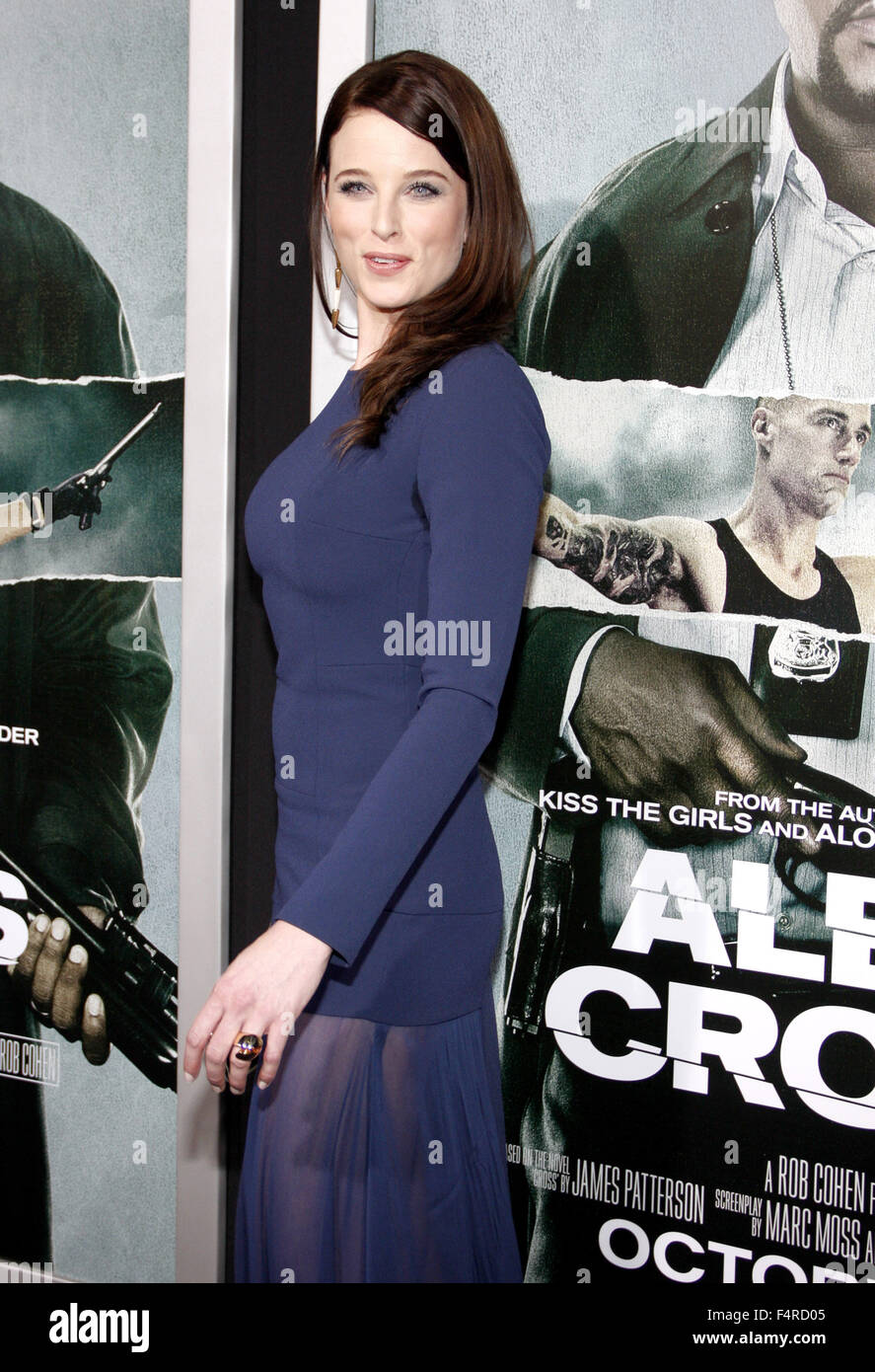 Rachel Nichols At The Los Angeles Premiere Of Alex Cross Held At The Arclight Cinemas In Los Angeles Usa On October 15 2012