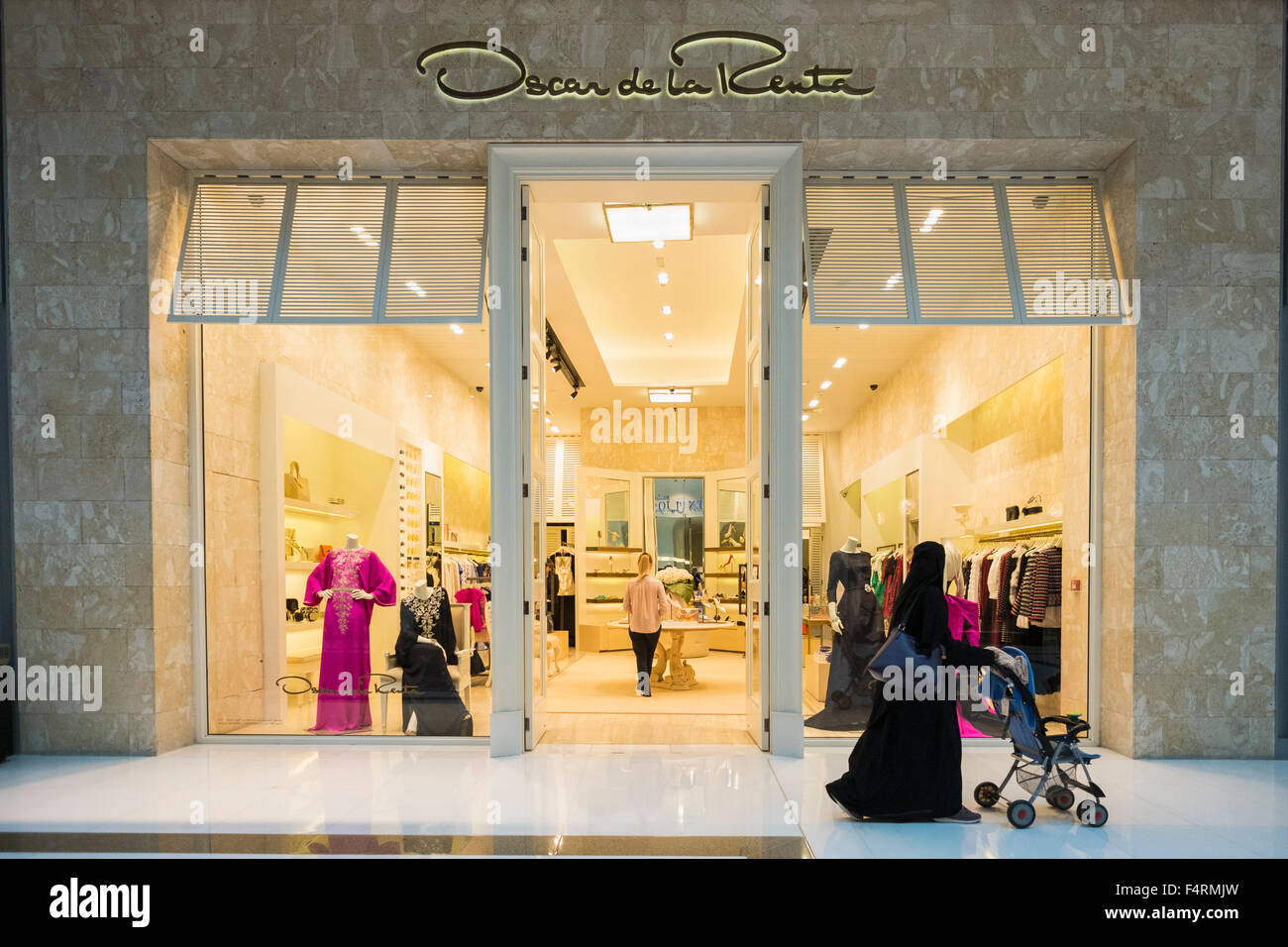 df99dc2f9ccd9d view of Oscar de la Renta fashion boutique inside Dubai Mall in United Arab  Emirates -