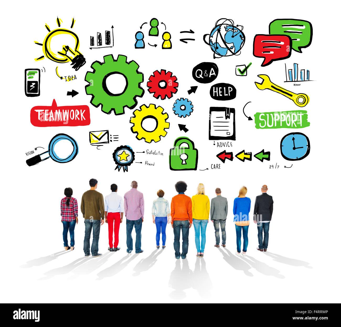 Ico partnership making