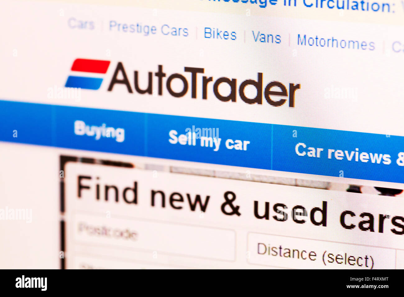 Autotrader Used Cars >> Auto Trader Autotrader Website Used Car Cars Dealer Homepage