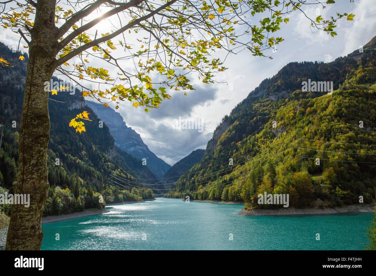 Mapragg reservoir, - Stock Image