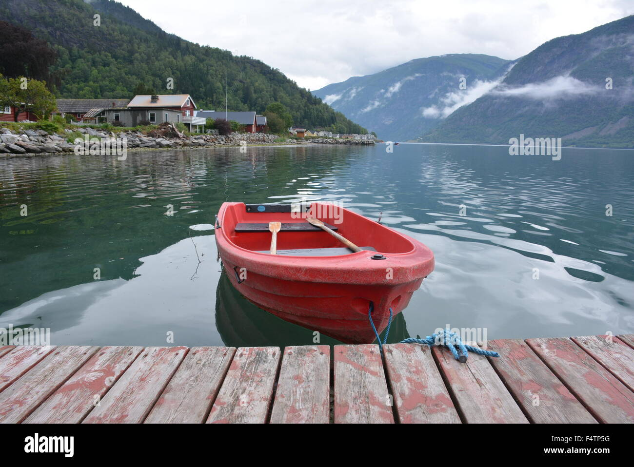 Norway, Scandinavia, holidays, lakes,boat trips, Norwegian fjords, mountains,family days out, trips, adventure, Stock Photo