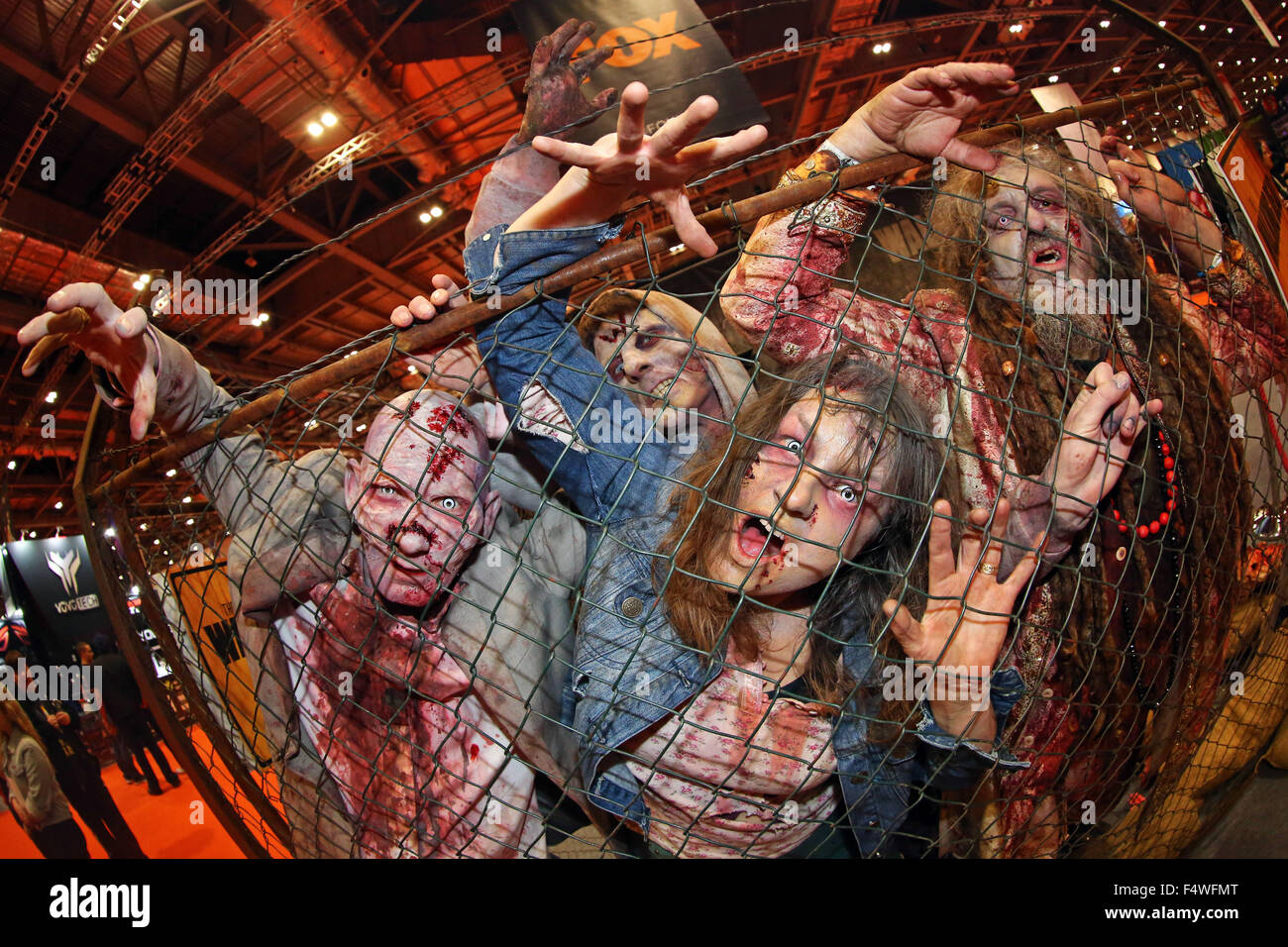 The Walking Dead Show Stock Photos & The Walking Dead Show Stock ...