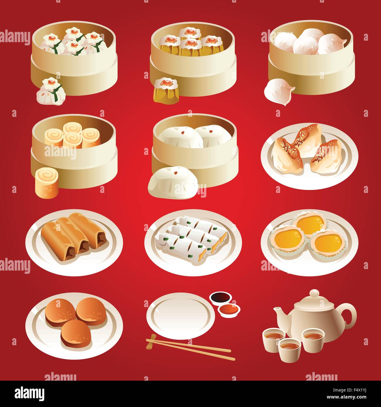 a vector illustration of dim sum icon sets stock vector image art alamy https www alamy com stock photo a vector illustration of dim sum icon sets 89082774 html