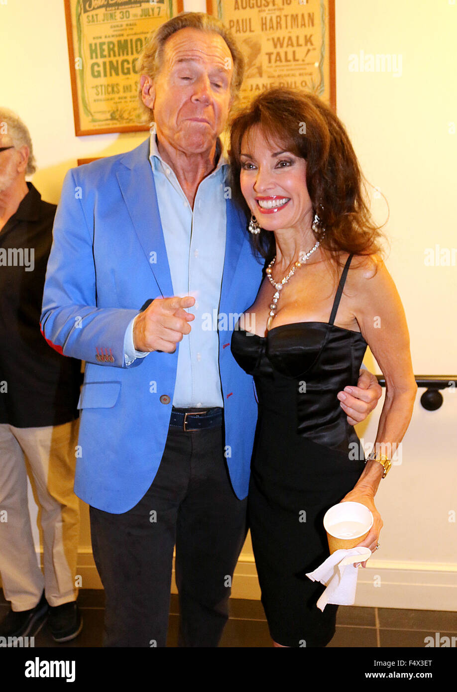 'Celebrity Autobiography' at Guild Hall in East Hampton  Featuring: Bill Boggs, Susan Lucci Where: East - Stock Image