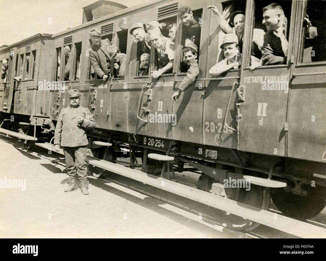 Italian Soldiers World War I Stock Photos & Italian ...