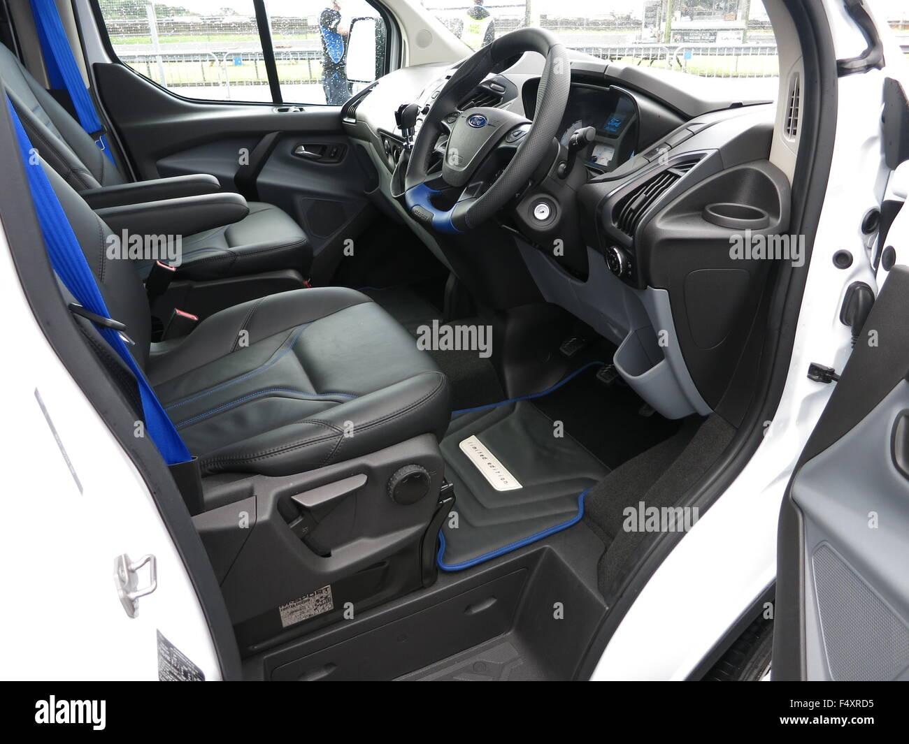 Ford Transit Interior >> Ford Transit Van M Sport Msport World Rally Team Ms Rt