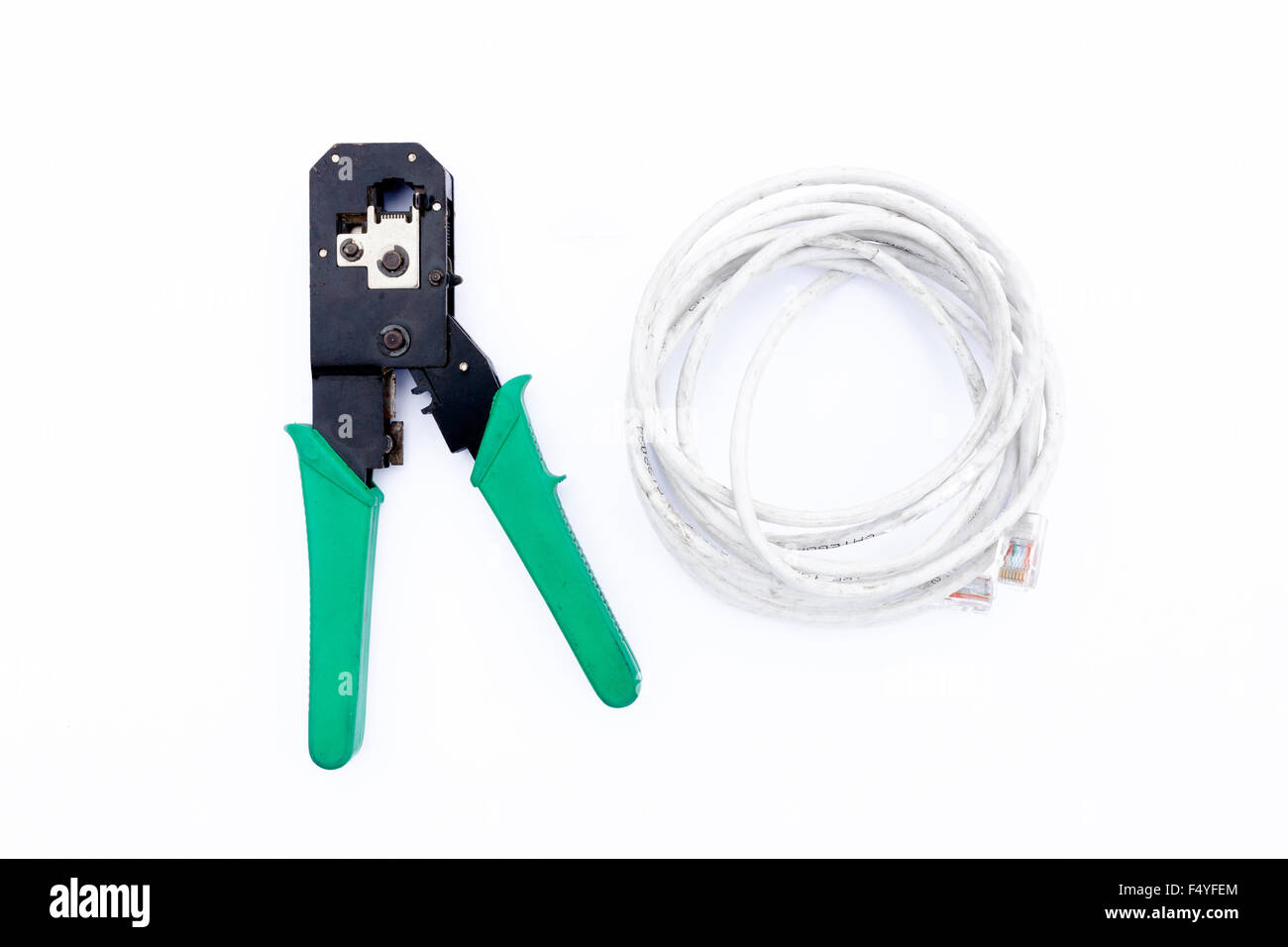 Cat 5 Cable Connector Tool