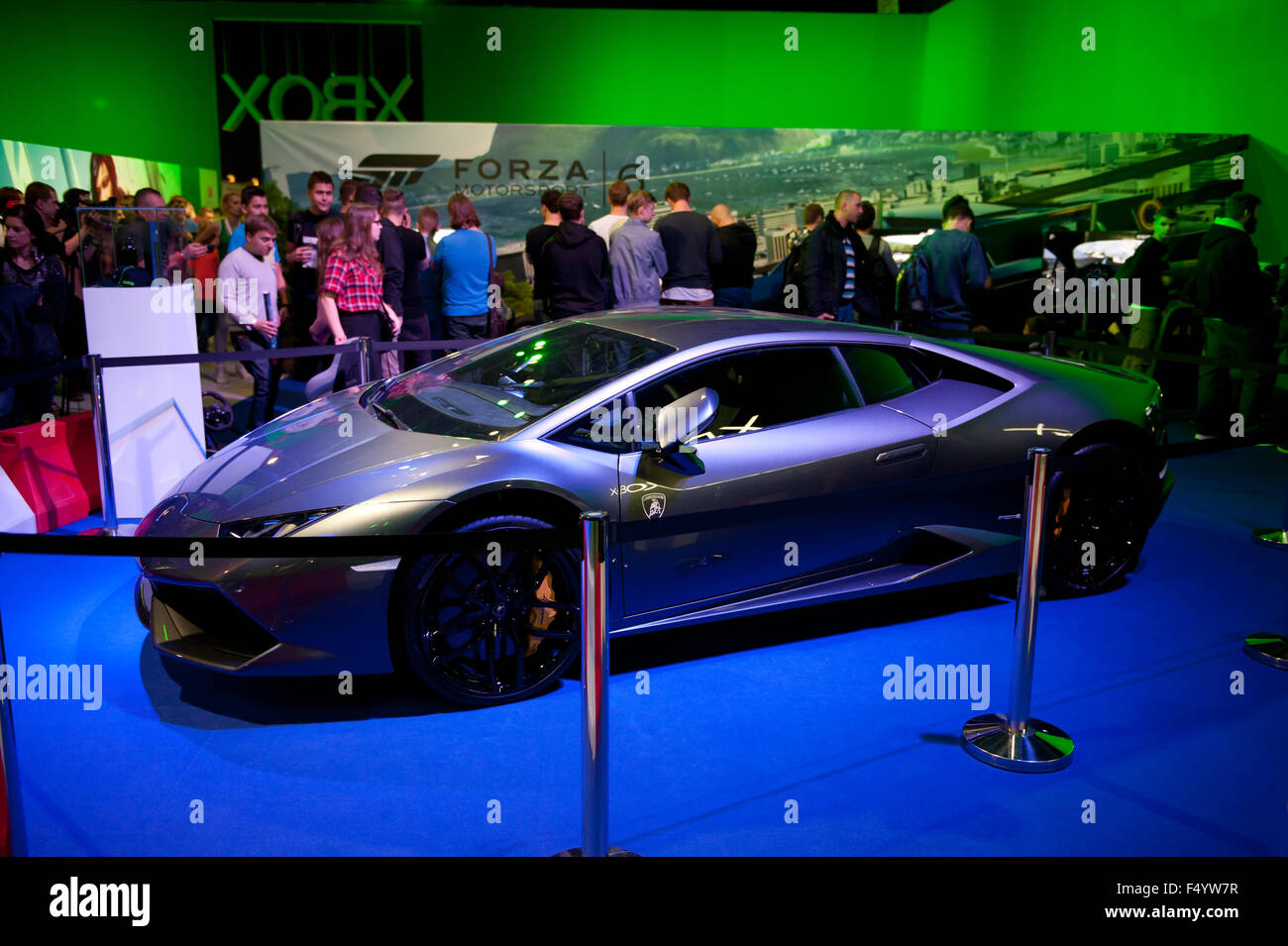 Expo Car Stock Photos Expo Car Stock Images Alamy - Car show games