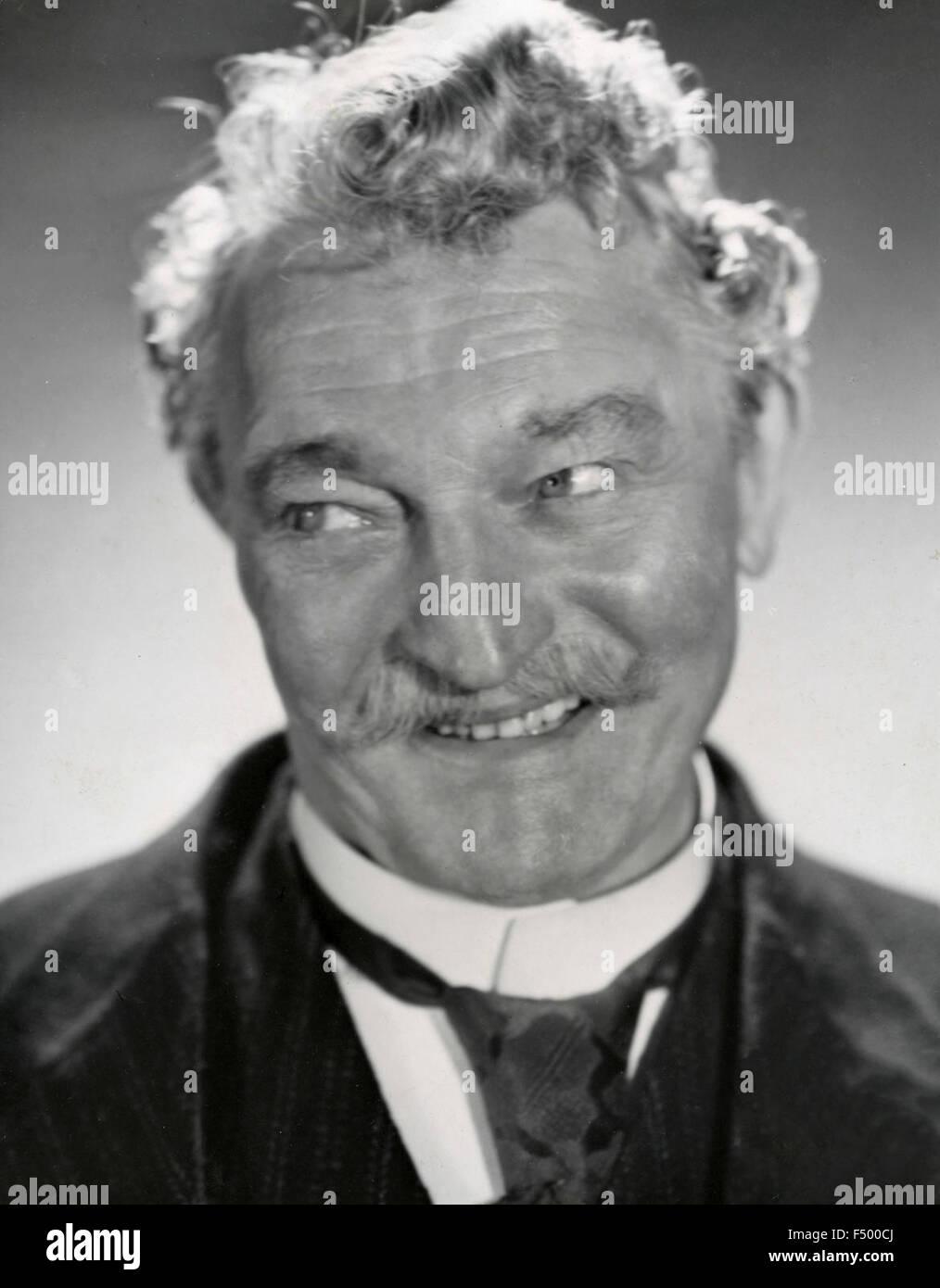 The Danish actor Ib Schønberg in the film 'lige uden En pige', Denmark - Stock Image